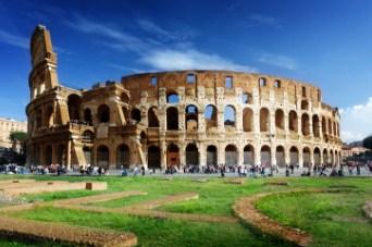 Colosseum Rome Jigsaw Puzzle