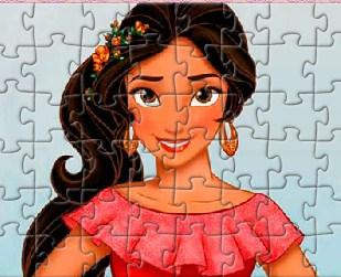 Princess Elena of Avalor Jigsaw Puzzle