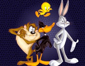 Bugs bunny will always be better then Taz