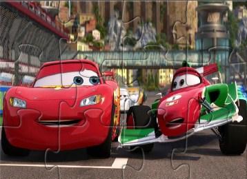 Race Cars 2 Kids Puzzle