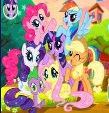 My Little Pony Puzzle 2