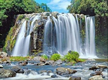 Waterfall Jigsaw Puzzle
