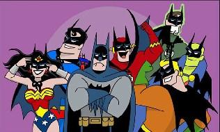 Batman Happy Halloween Jigsaw
