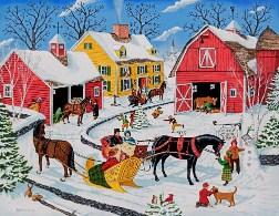 Joseph Holodook 'Cozy Curve Farm'