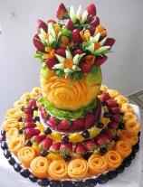 Flowered Fruit