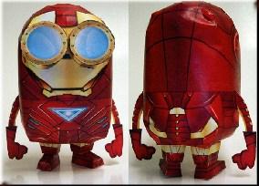 Minion Ironman Jigsaw