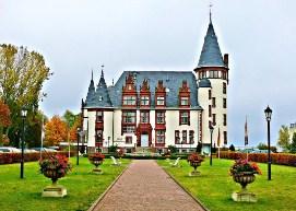 Klink Castle Hotel Germany