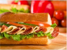Sub Sandwich Jigsaw Puzzle