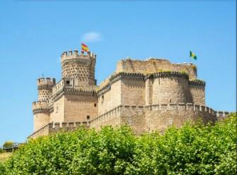 Spanish Castle Jigsaw Puzzle