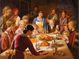 Rodriguez Alfredo Thanksgiving