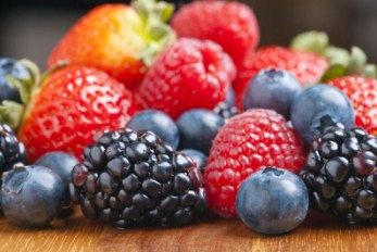 Mixed Berries Jigsaw Puzzle