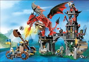 Lego Castle Jigsaw