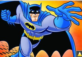 Desenhos de Batman Jigsaw 2 para colorir