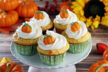 Fall Cupcakes Jigsaw Puzzle
