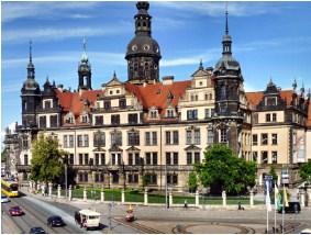 Dresden Castle Jigsaw Puzzle