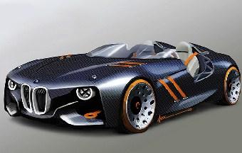 BMW Hot Sport Car
