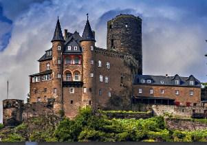 Castle Burg Katz Germany