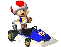 Mushroom Kart Race