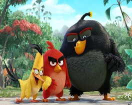 Angry Birds Summer 2016