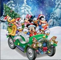 Merry Disney Christmas