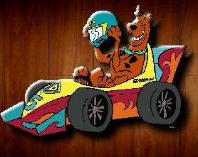 Scooby Doo Kart Racing