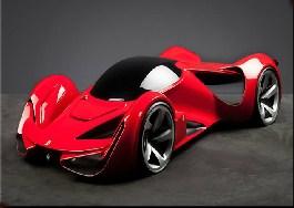 Ferrari Top Gear Future Car