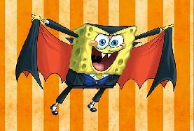 SpongeBob Halloween costume Puzzle