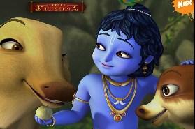 Little Krishna Puzzle