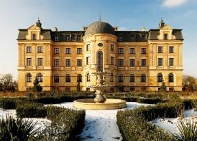 Pałac Bursztynowy Włocławek foto Renata Sompolska
