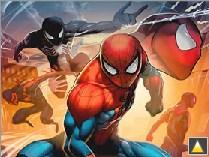 Spider Man Jigsaw