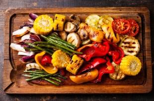 Healthy Grilled Veggies