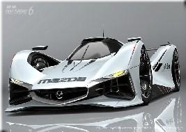 Mazda Gran Turismo Race Car