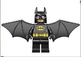 Lego Black Wing Batman