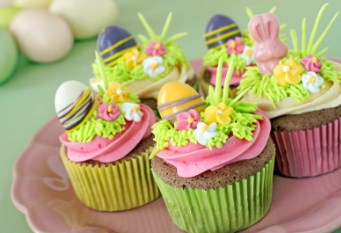 Easter Cupcakes Jigsaw Puzzle