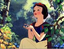Snow White Nature Puzzle