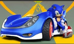 Sonic Car Puzzle