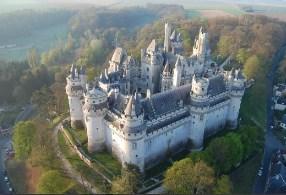 Pierrefonds Castle France