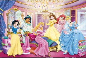 The princeses
