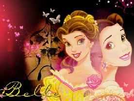 Beautiful Belle Puzzle