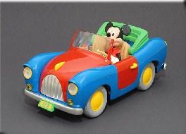 Mickeys Sport Car