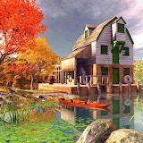 A quiet Autum Day Jigsaw Puzzle