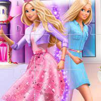 Desenhos de Barbie Princess Adventure Jigsaw para colorir