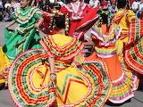 Cinco de Mayo Dancers, Mexico