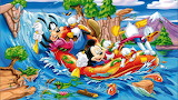 Disney Cartoon Waterfun Jigsaw