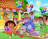 Dora The Explorer 1 Jigsaw
