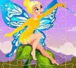 Desenhos de Fairy Princess Jigsaw para colorir