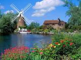 Hunsett Mill Norfolk England Jigsaw