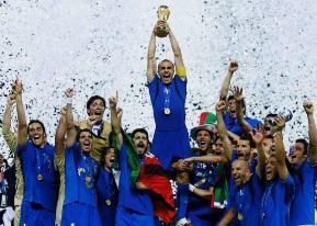 Italia Football World Champions Jigsaw