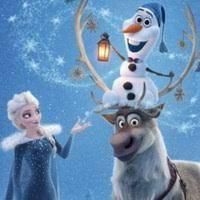 Desenhos de Olaf's Frozen Adventure Jigsaw para colorir