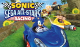 Sonic 2 Race Car Jigsaw Puzzle